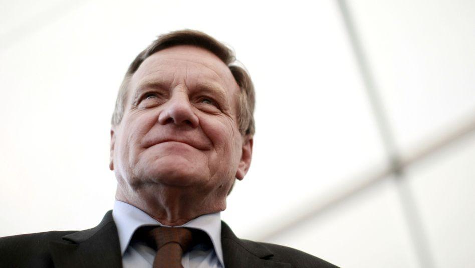 Ex-Bahn-Chef Hartmut Mehdorn: Überraschende Ankündigung von Air Berlin