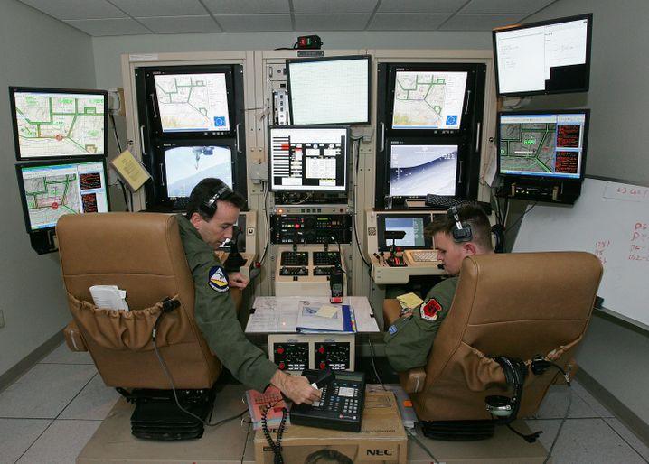 Drohnen-Leitstand: Hochstress-Job im Kommunikationsgewitter