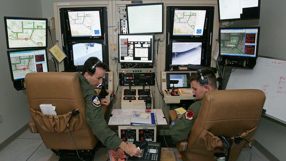 Drohnenkrieg: Töten von zu Hause aus