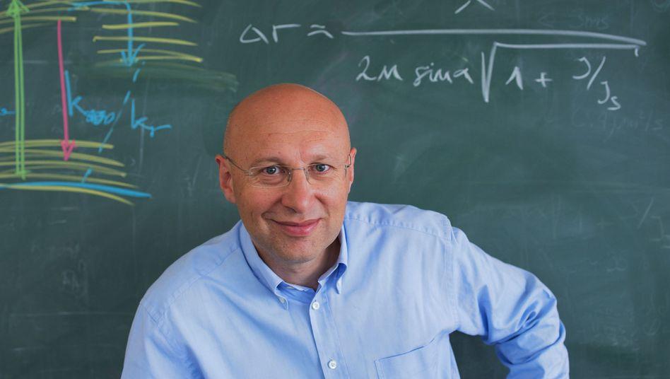 Deutscher Nobelpreisträger Stefan Hell: Triumph für einen Dickkopf
