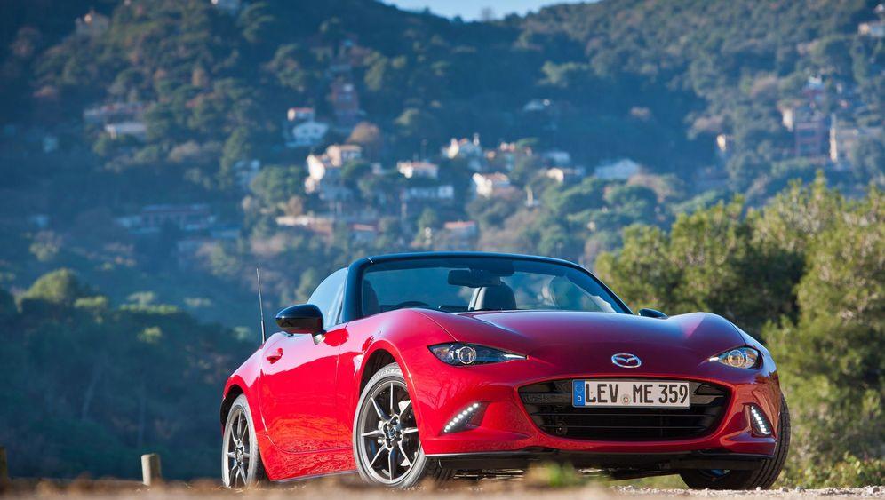 Neuer Mazda MX-5: Nur der Fahrer zählt