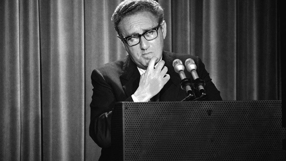 Deutsche Politiker in den Siebzigern: Im Blick der US-Botschaften