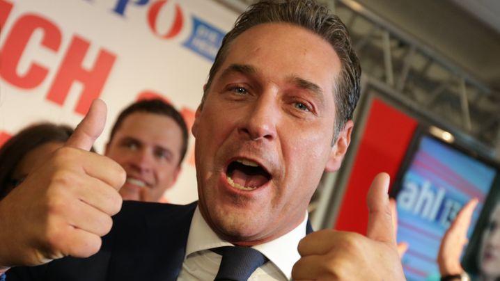 Wahlen in Österreich: Bedröppelte Regierung, jubelnde Opposition