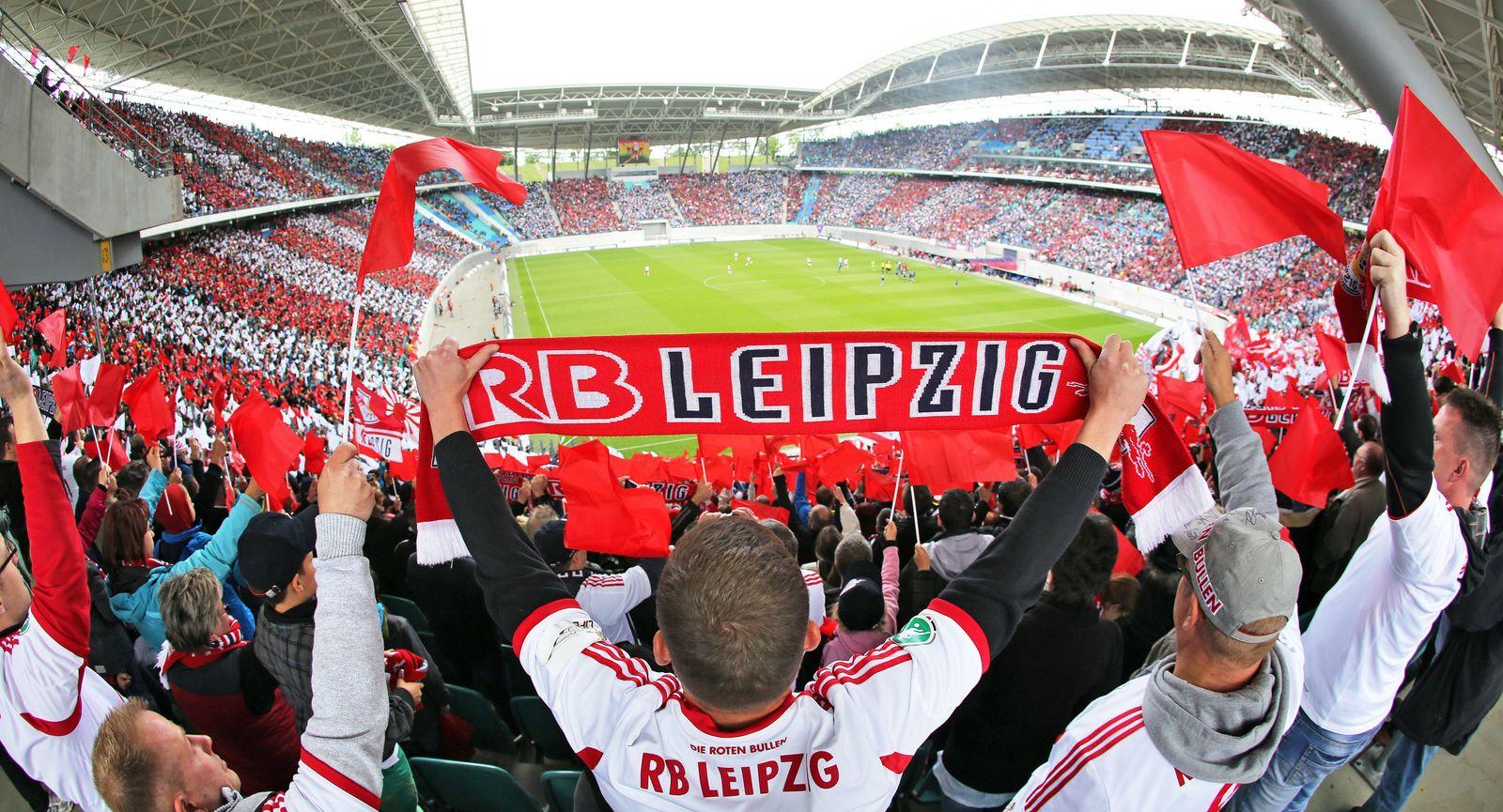 RB Leipzig - FC Saarbrücken
