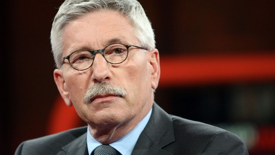 Thilo Sarrazin, author of 'Europe Doesn't Need the Euro.'