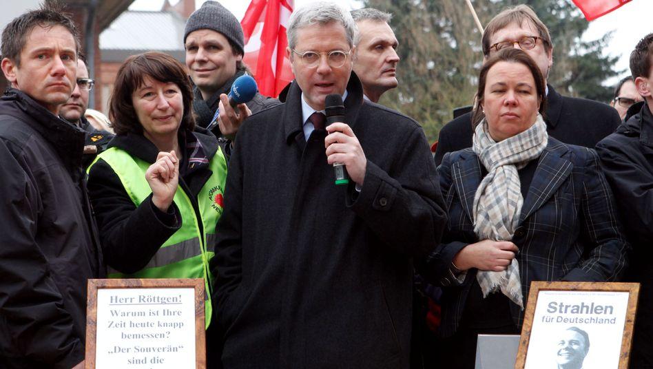 "Norbert Röttgen: ""Wir haben mehrere Koalitionsoptionen"""