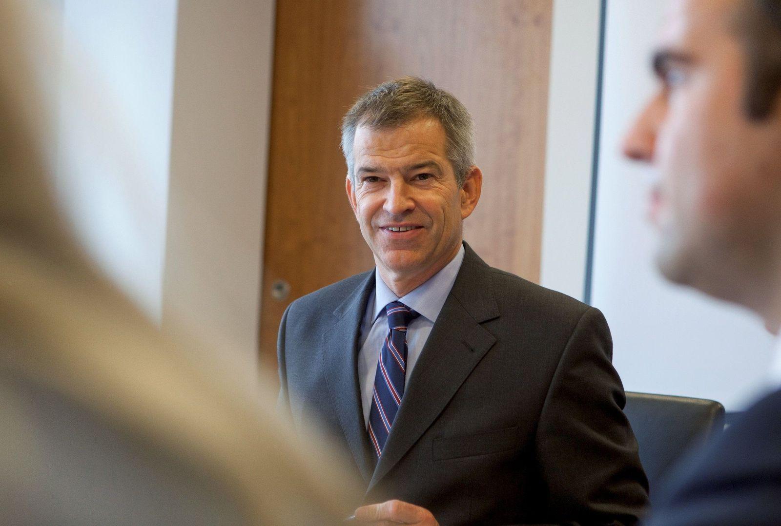 Michael Frege / Insolvenzverwalter Lehman