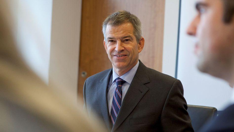Insolvenzverwalter Frege: Ärger mit US-Hedgefonds