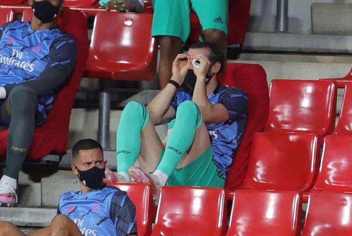Gareth Bale in Granada