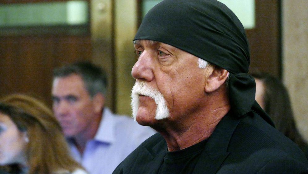 Hulk Hogan: Zurück auf dem Wrestling-Olymp
