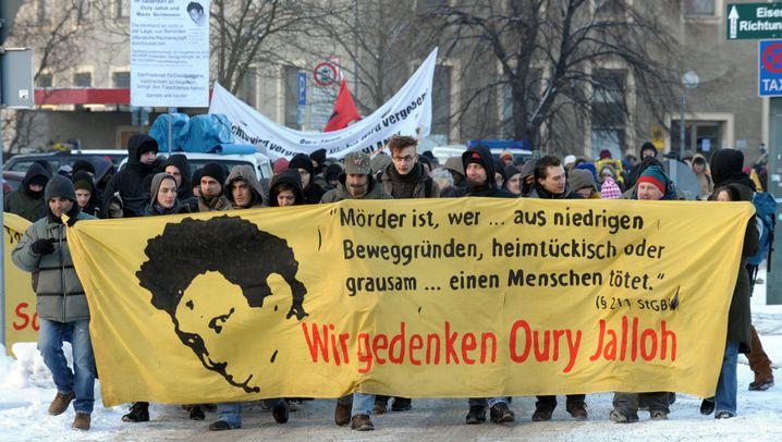 Der Fall Ouri Jallow: Tauziehen vor Gericht