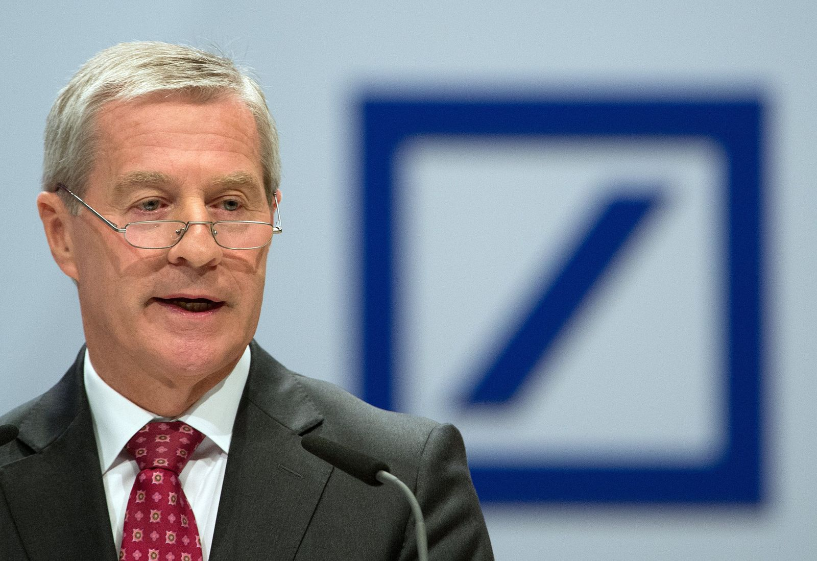 Jürgen Fitschen / Deutsche Bank HV