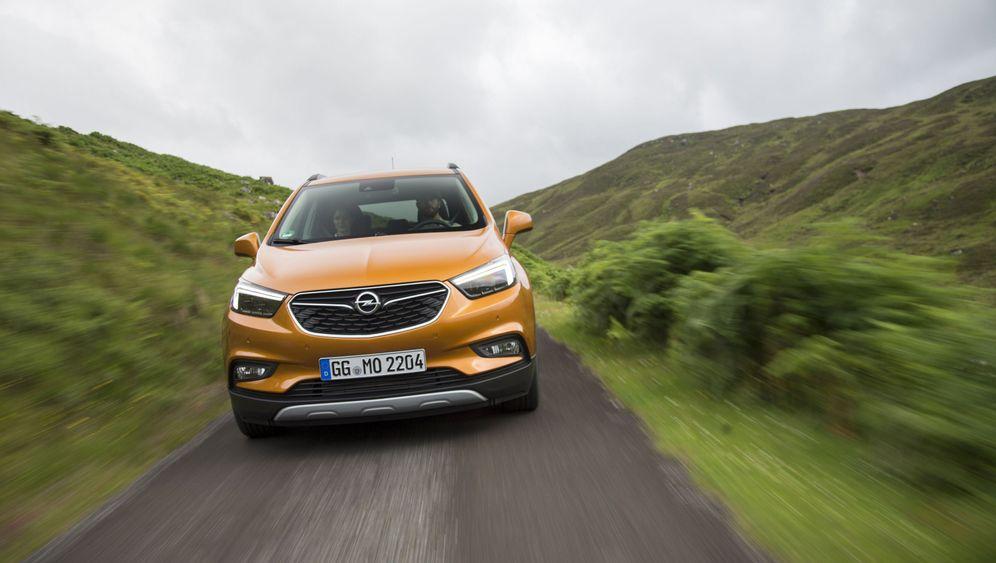 Autogramm Opel Mokka X: Echt suvte