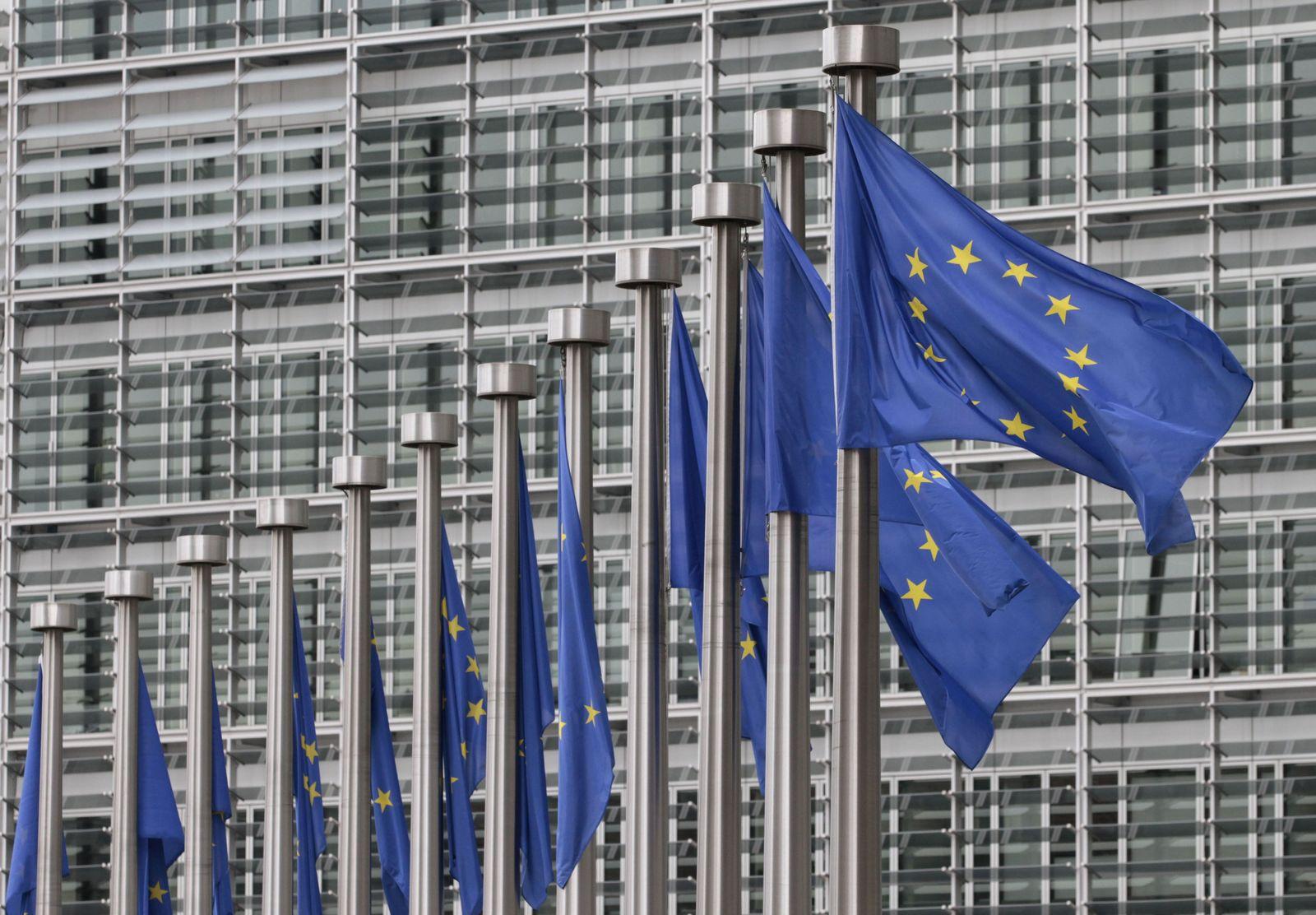 Belgium EU Europe Day