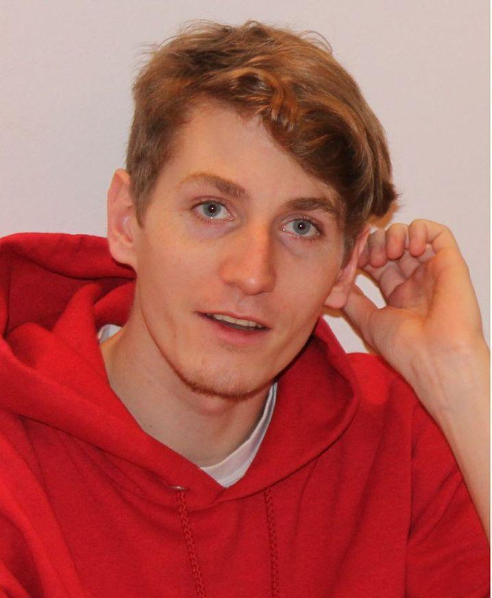 Sören, 23, studiert im fünften Semester Theater-, Film- und Medienwissenschaften in Wien