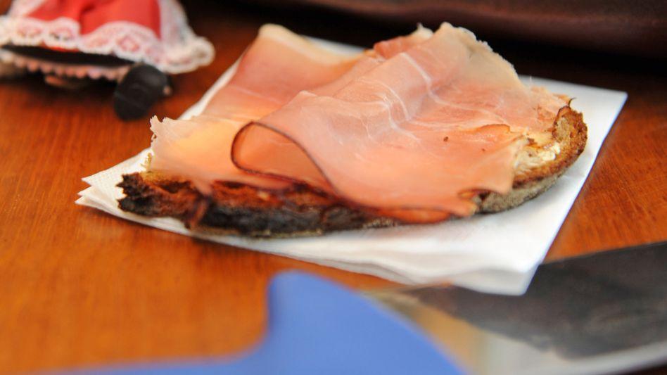 Brot mit Schwarzwälder Schinken: Nur echt, wenn im Schwarzwald geschnitten und verpackt