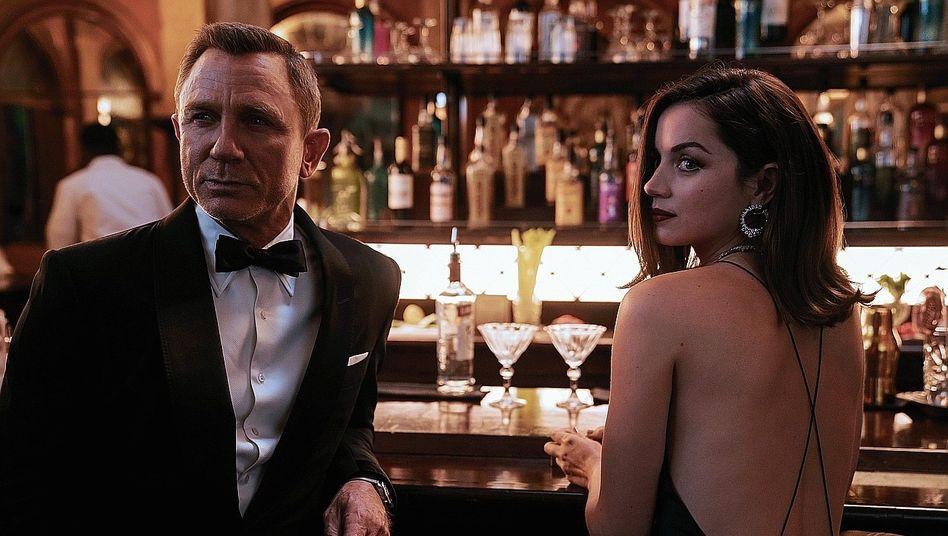 007-Großproduktion:»Keine Zeit zu sterben«