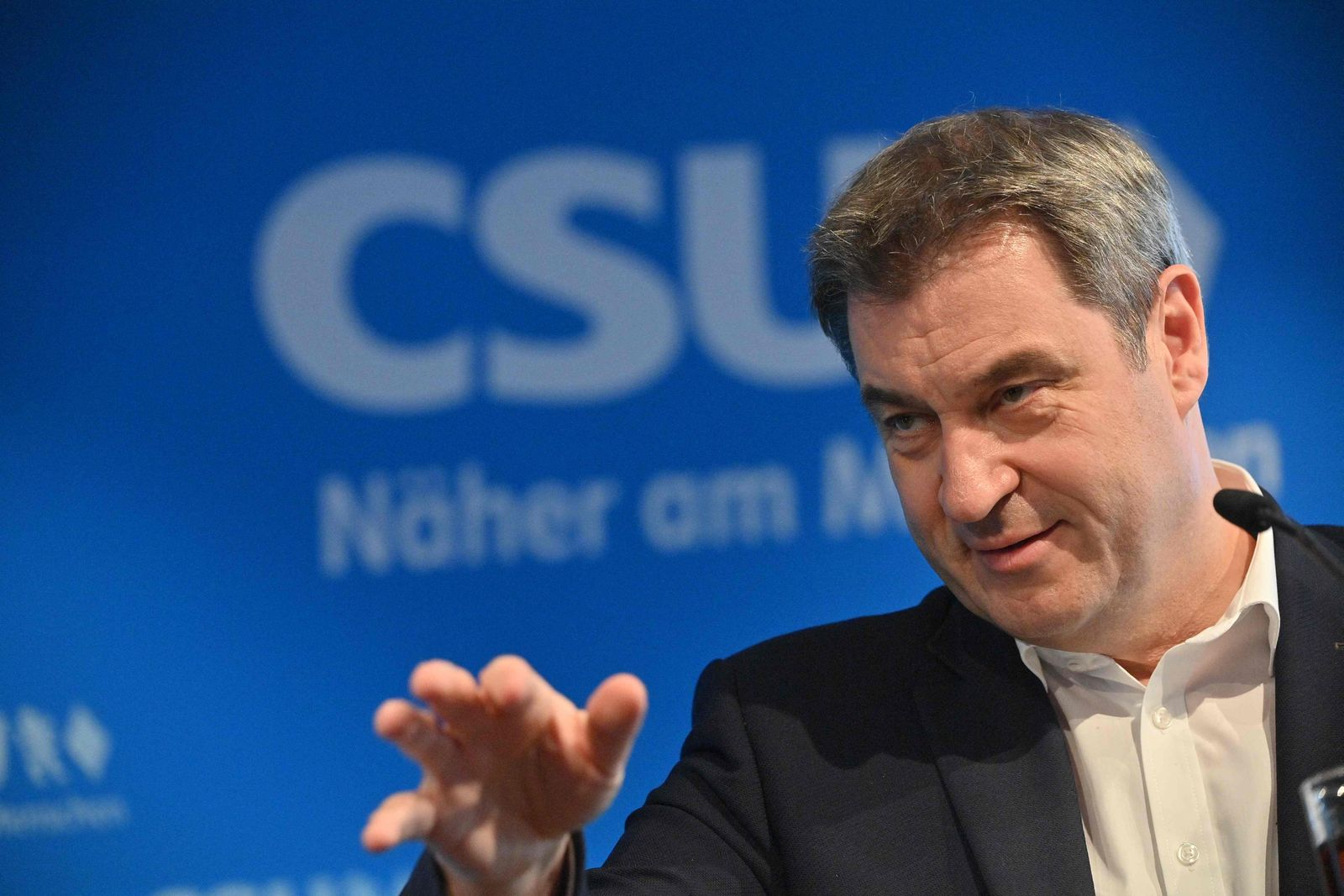 GERMANY-POLITICS-PARTIES-CSU-ELECTION