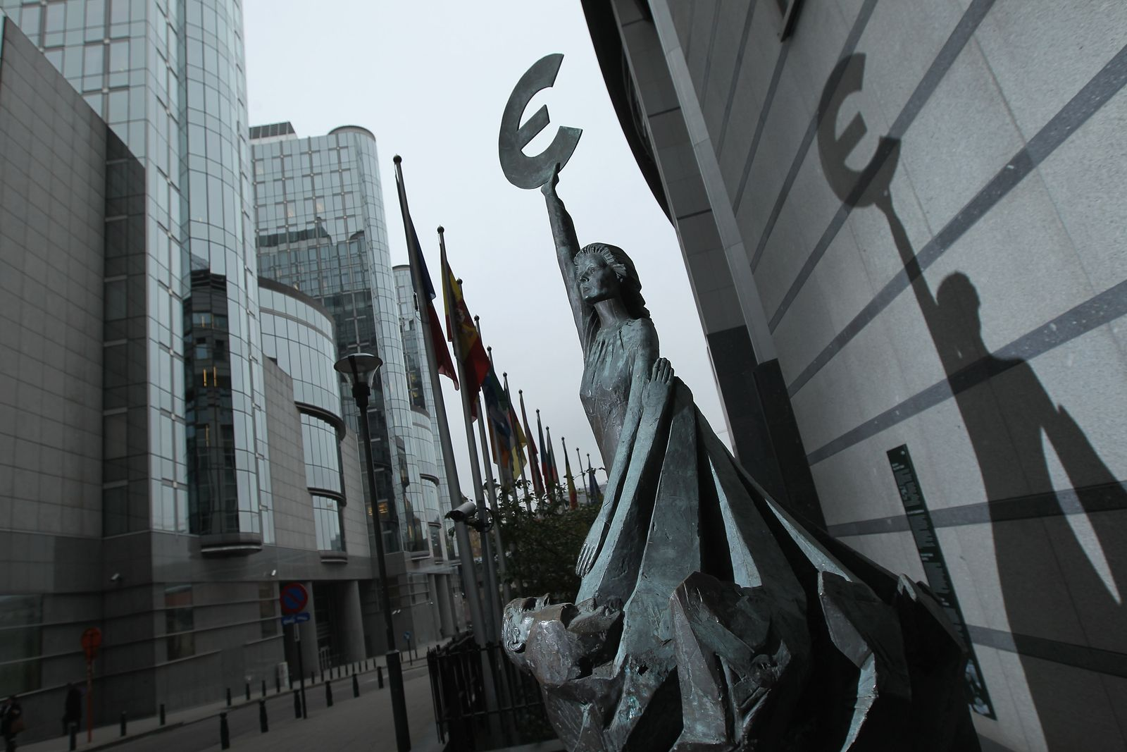 Rettungsschirm / Euro / Brüssel