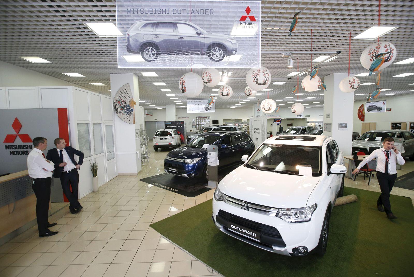 NICHT MEHR VERWENDEN! - Autohändler / Russland
