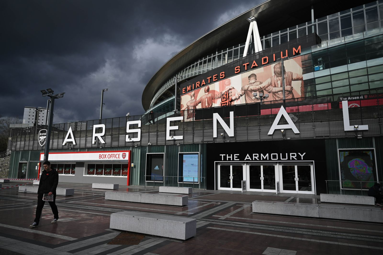 Premier League soccer games postponed, London, United Kingdom - 14 Mar 2020