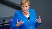 Der Bundestag befragt Kanzlerin Merkel – zum letzten Mal