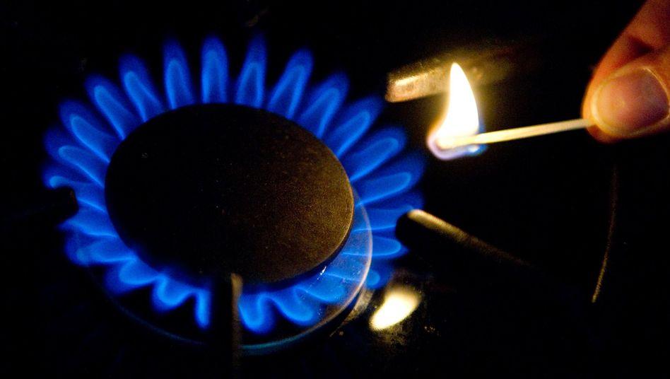 Gasflamme: Verbraucherschützer kämpfen gegen Preispolitik