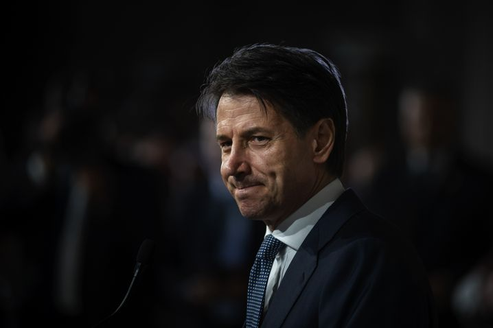 Giuseppe Conte has been chosen to become Italy's prime minister despite never before having held a public office.
