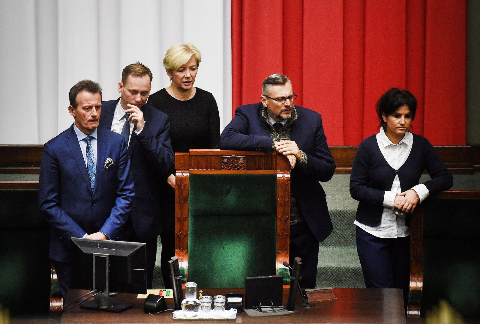 Sejm / Polen / Warschau