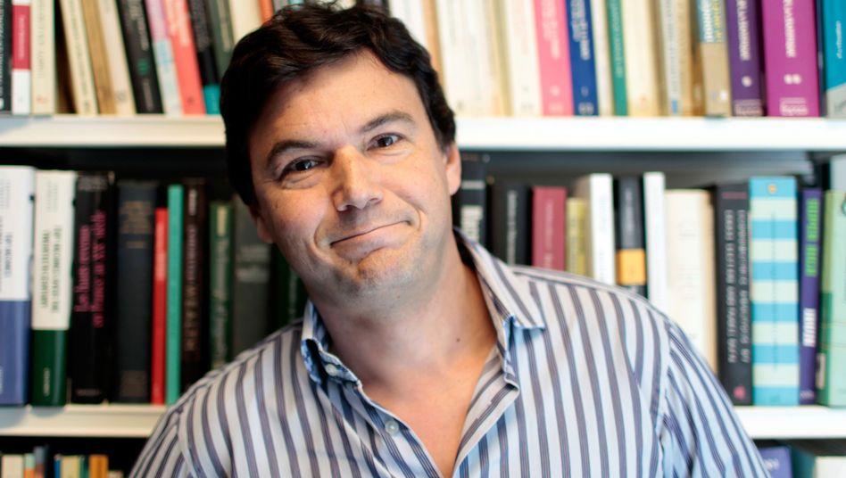 """Ökonom Piketty: """"Glaubt das wirklich irgendjemand?"""""""