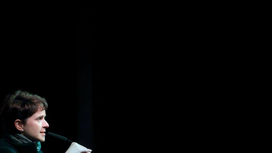 AfD-Chefin Petry: Soll einen bereits aufgestellten Kandidaten wieder von der Landesliste gestrichen haben