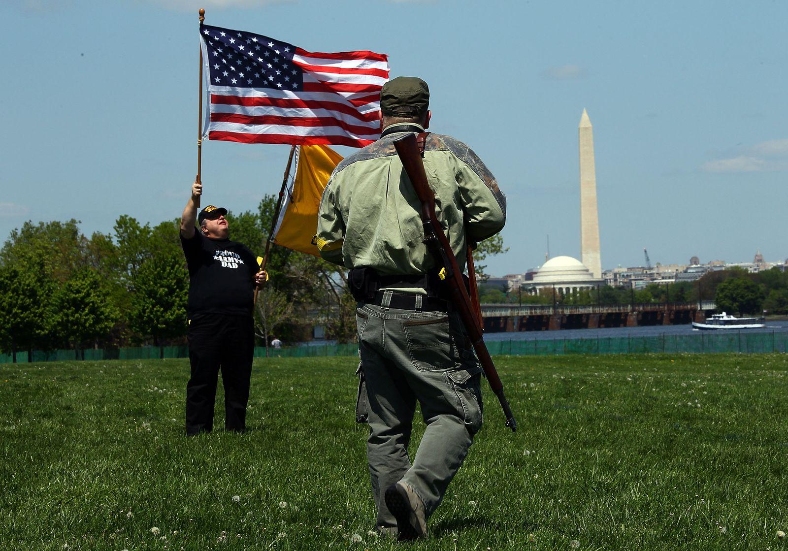USA / Waffenbesitz