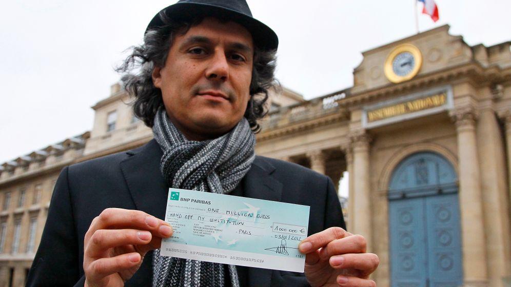 Rachid Nekkaz: Der Gentleman-Guerilla