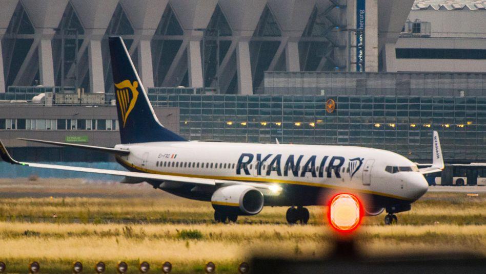 Ryanair-Maschine (Archiv)