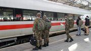 Ansturm auf kostenlose Bahntickets für Soldaten
