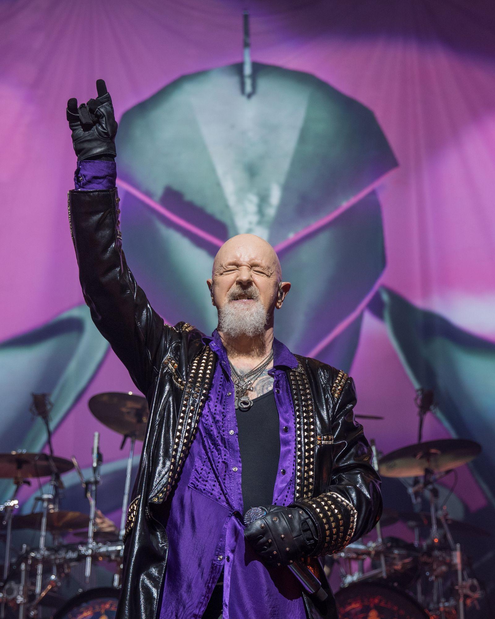 Judas Priest With Uriah Heep In Concert - Austin, TX