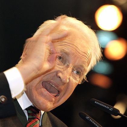 CSU-Chef Stoiber in Passau: Wie heißt doch gleich der amerikanische Präsident?