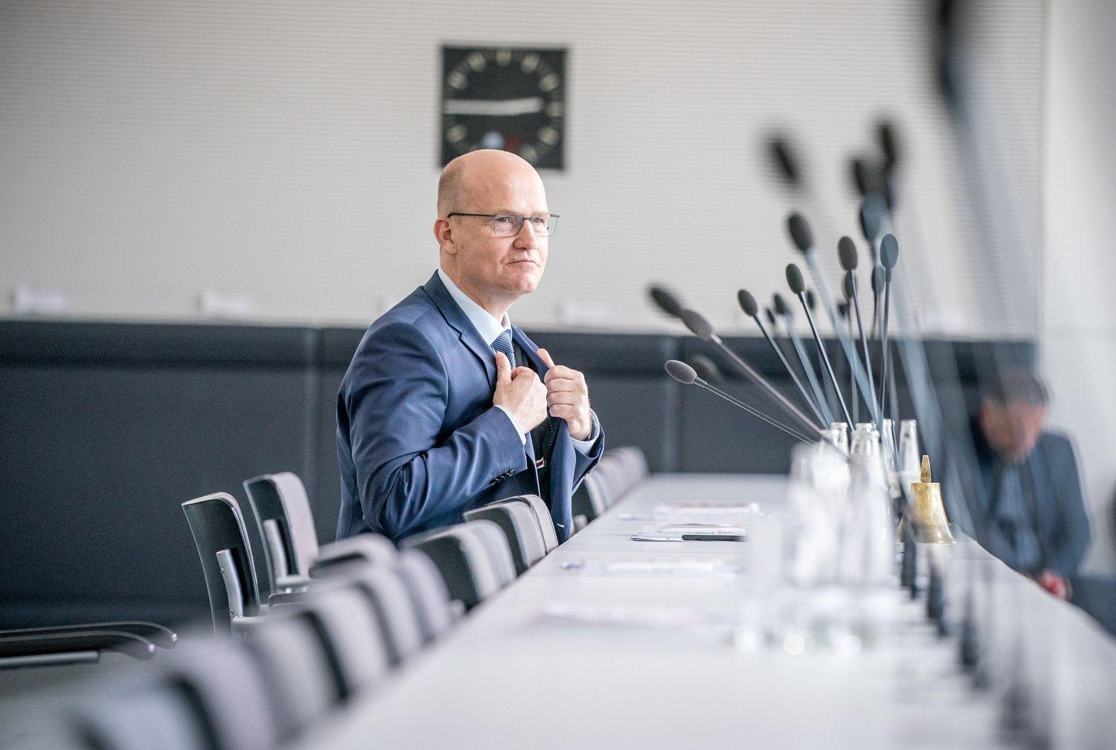 Bundestag - Fraktionssitzungen