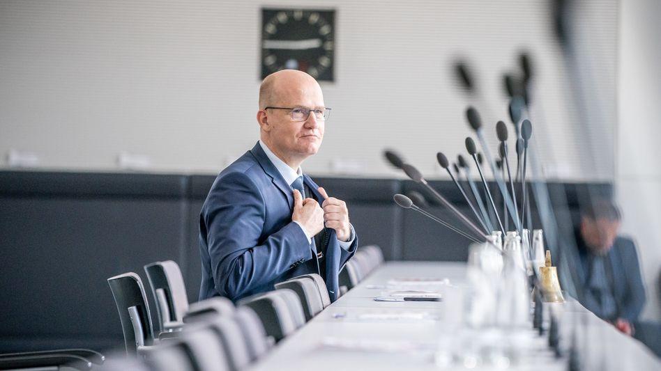 """Fraktionschef Brinkhaus: """"Ich werde langsam unleidlich"""""""