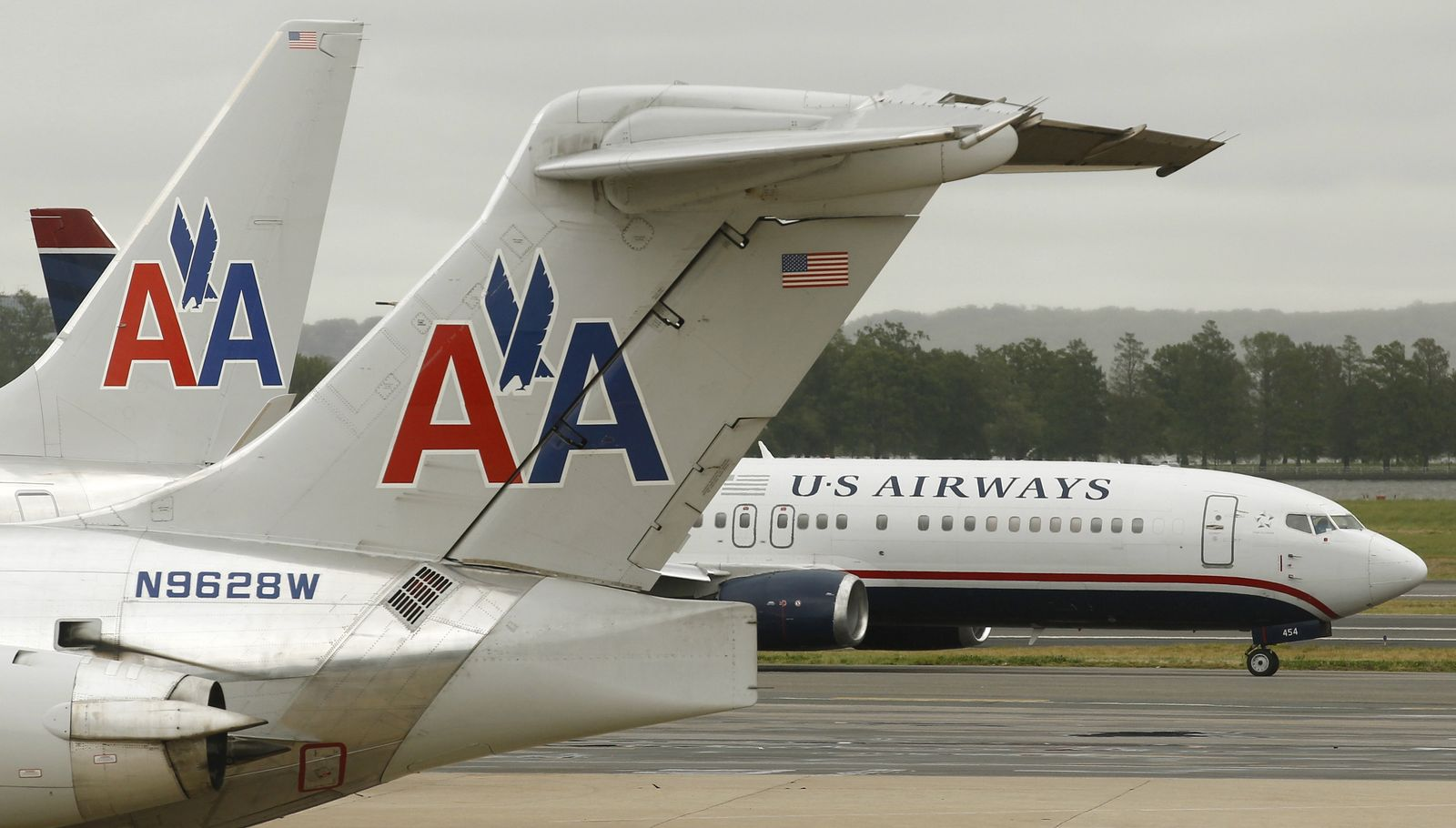 Fusion American Airlines US Airways