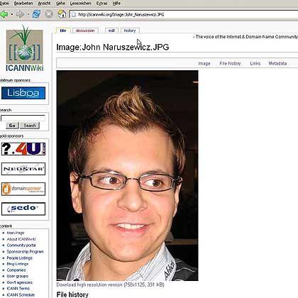 Registerfly-Mitgründer John Naruszewicz: Hat erst den Freund, dann die Firma verloren