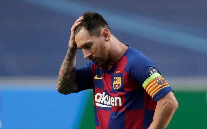 Aus im Halbfinale für Messi und kein fünfter Champions-League-Titel