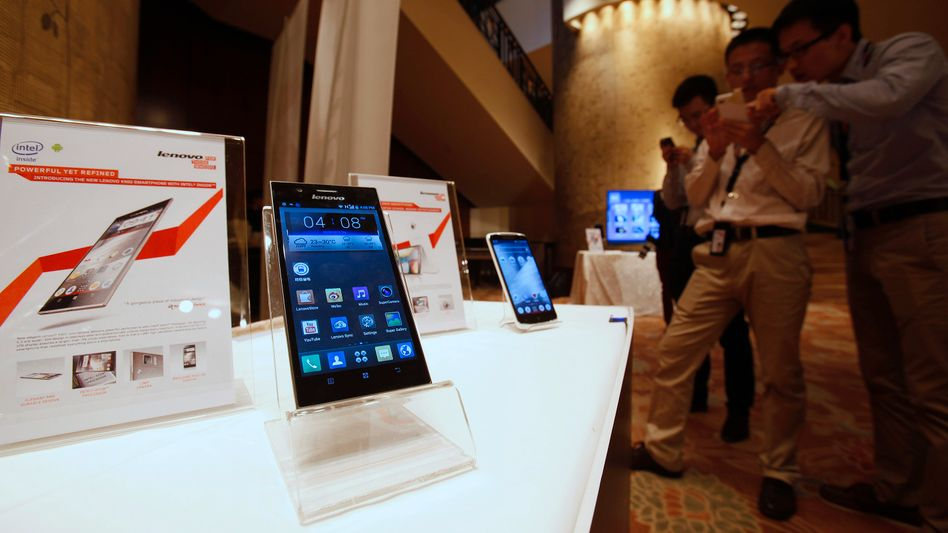Lenovo-Smartphones: Bald auch in Europa