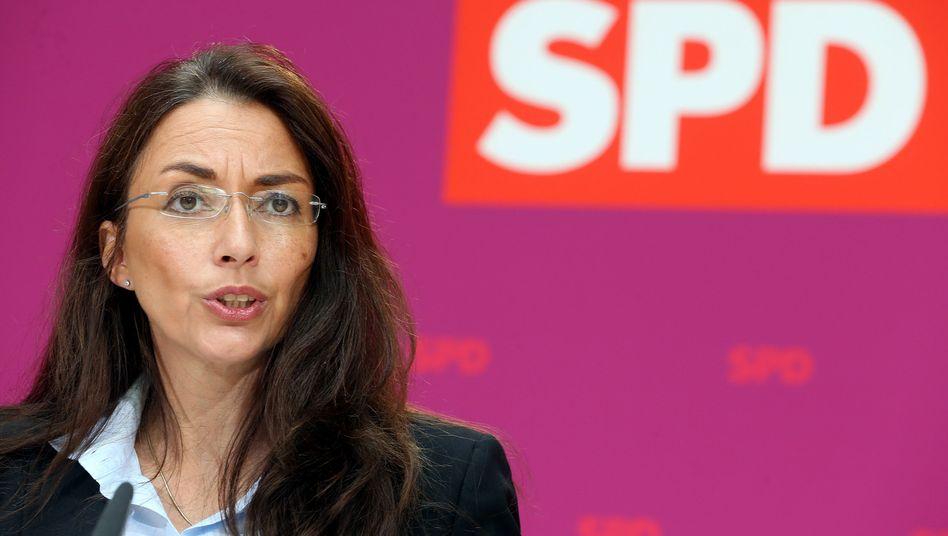 """SPD-Politikerin Fahimi: """"Will die CSU Teil der Lösung oder des Problems sein?"""""""