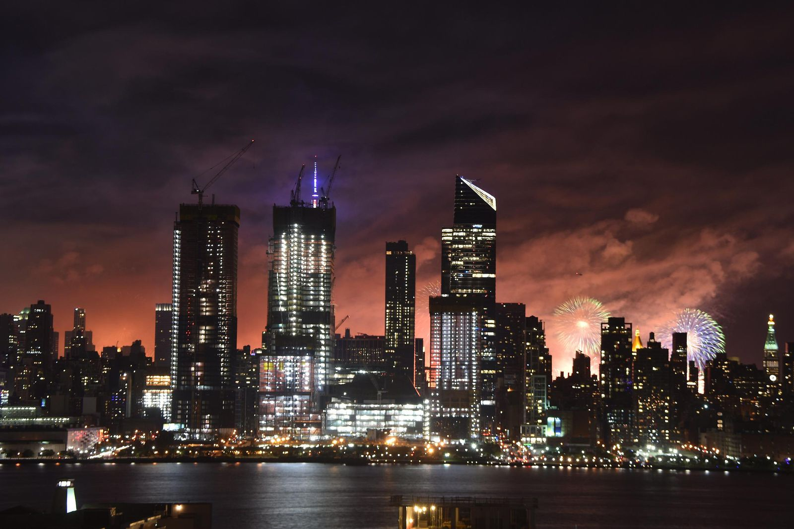 New York/ Hudson Yards