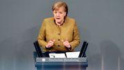 Merkel warnt vor dritter Corona-Welle