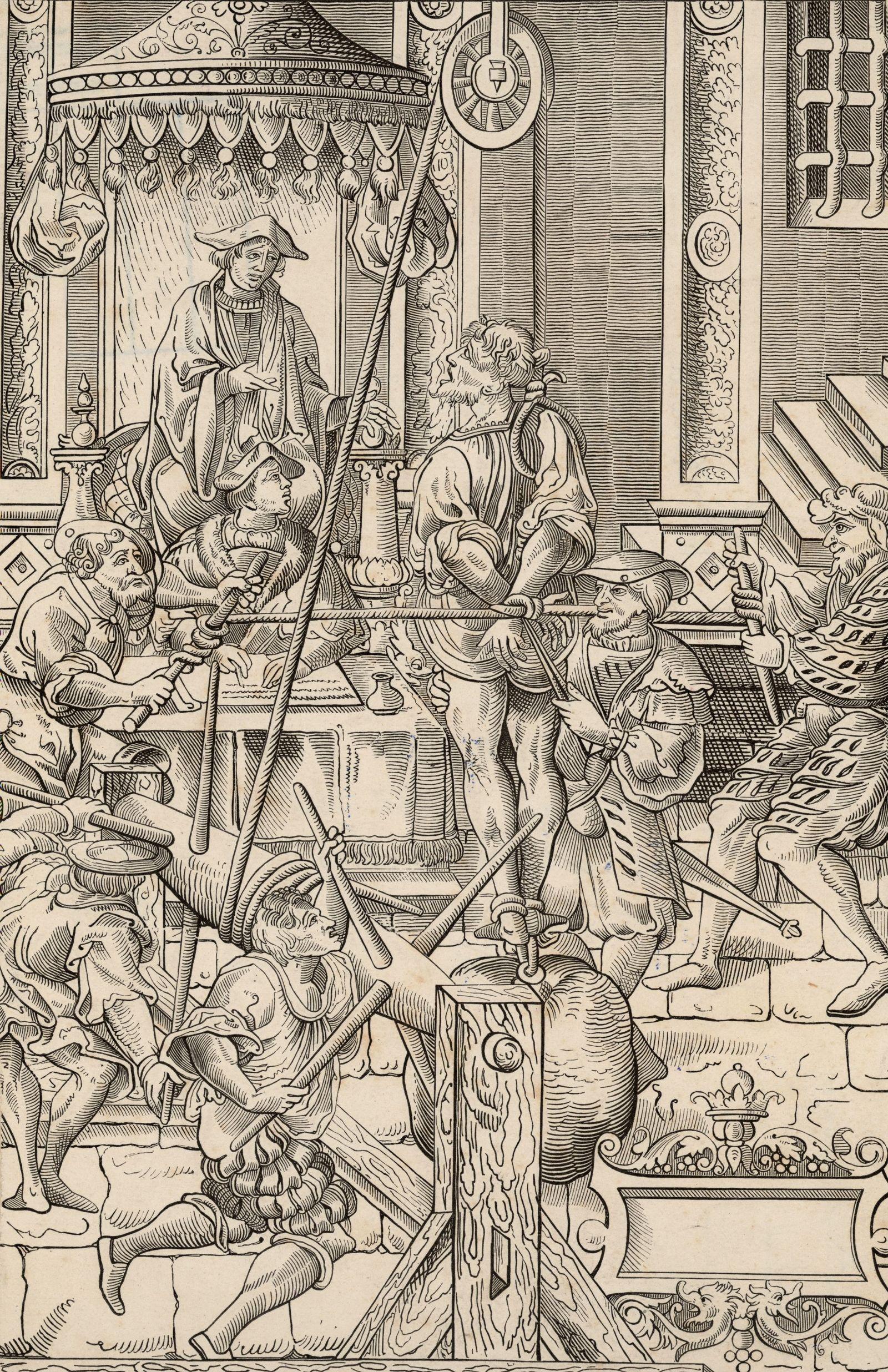 Folter/ Mittelalter