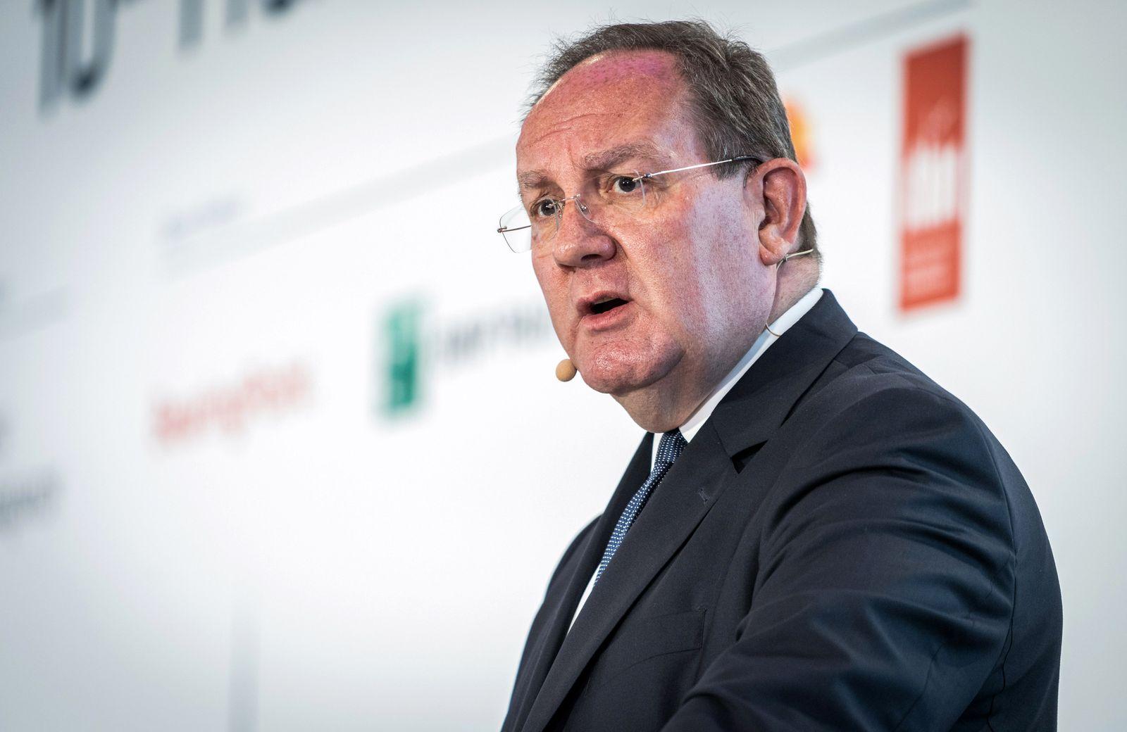 Key Speakers at the Frankfurt Finance Summit