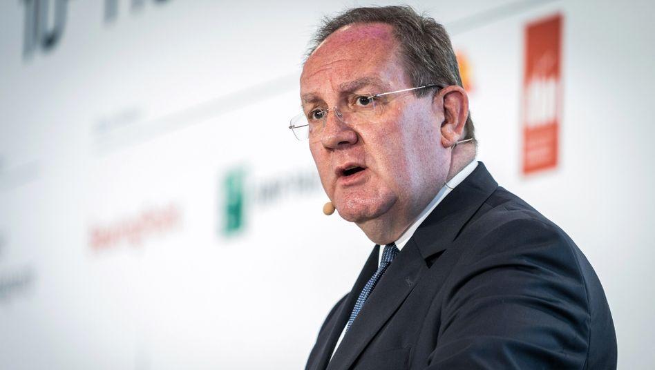 """Bafin-Chef Felix Hufeld: """"Den Ernst der Lage nicht verstanden"""""""