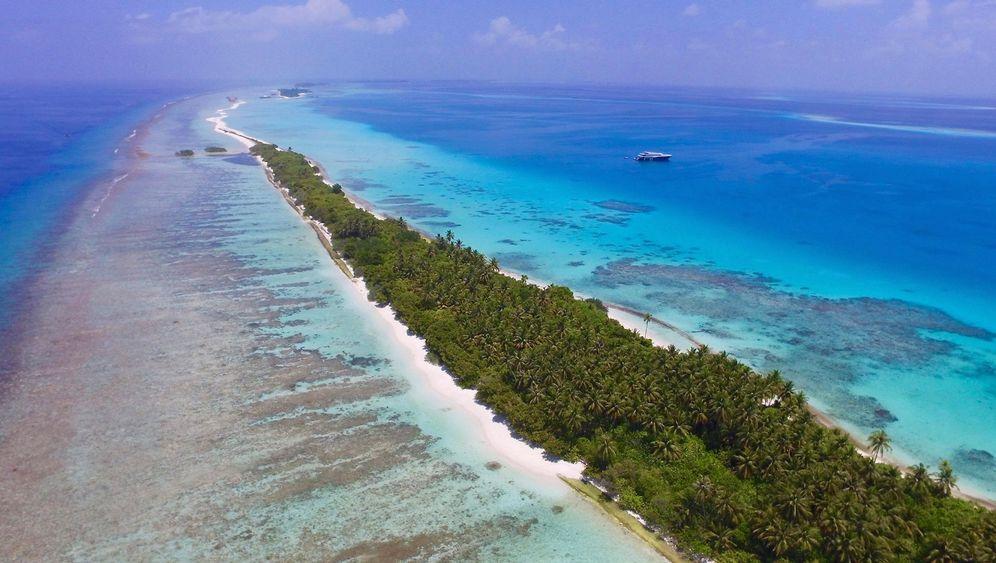 Insel Dhigurah: Malediven, aber günstig
